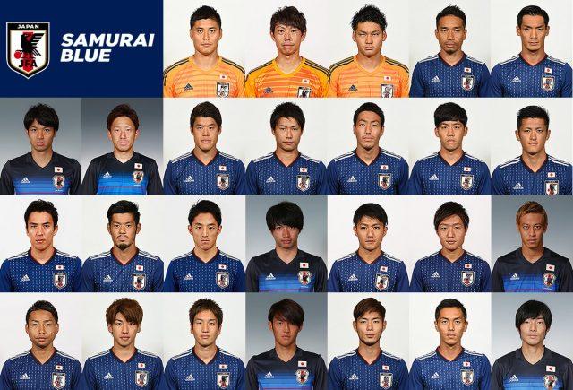 東京オリンピックサッカー日本代表候補の注目選手は?